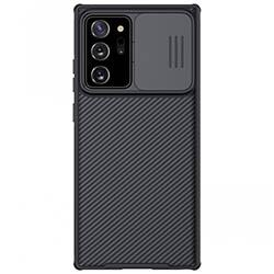 Ốp lưng Note 20 Ultra Nillkin Camshield bảo vệ Camera