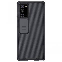 Ốp lưng Samsung Note 20 Nillkin Camshield bảo vệ Camera