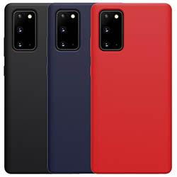 Ốp lưng Samsung Note 20 Nillkin Flex Pure Silicone Case