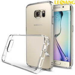 Ốp lưng Samsung S6 Edge Ringke Fusion trong suốt (USA)