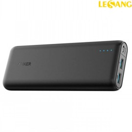 Pin Dự Phòng Anker PowerCore Speed 20000 Quick Charge 3.0 2 chiều